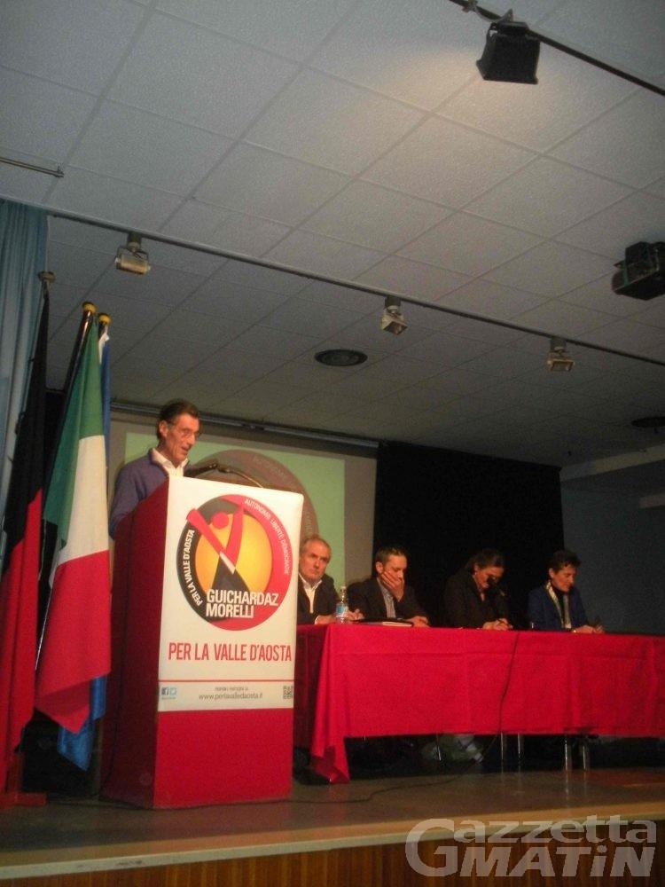 Per la Valle d'Aosta, trasparenza ed etica politica i temi centrali