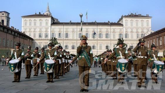 Annullato il concerto della Fanfara della Brigata Alpina Taurinense