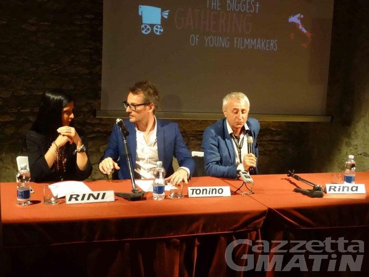 Cinema: Aosta diventa set per cento giovani registi