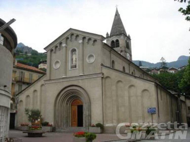 St-Vincent: borseggi in chiesa, il grido d'allarme del parroco: «Siamo in emergenza»