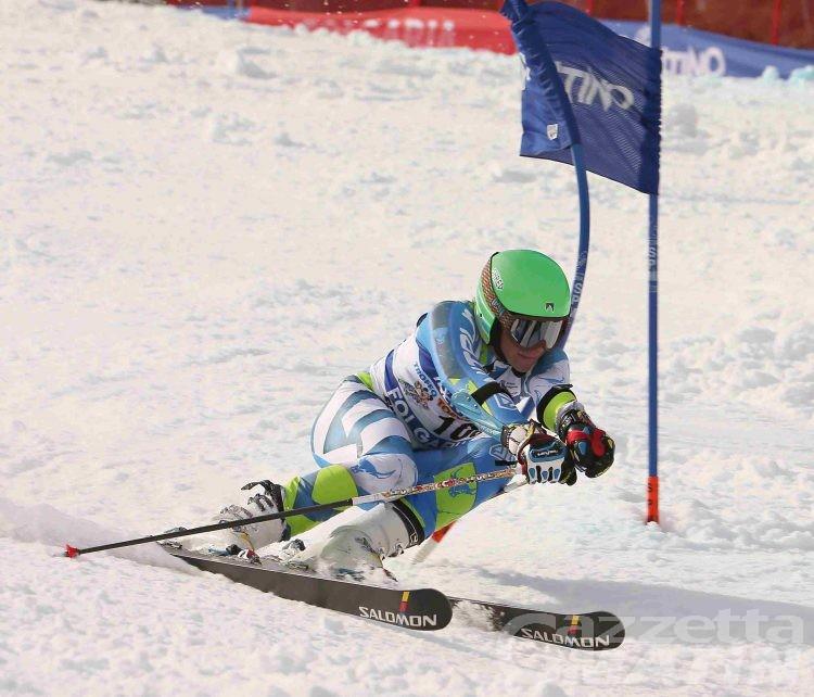 Sci alpino, doppietta di Michael Tedde al Topolino di Folgaria