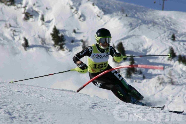 Sci alpino: a Zinal vince Sabrina Fanchini