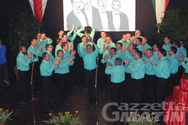 Verrès: i 60 anni del coro rivissuti per immagini e parole
