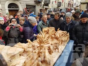 Fiera di Sant'Orso: Aosta presa d'assalto