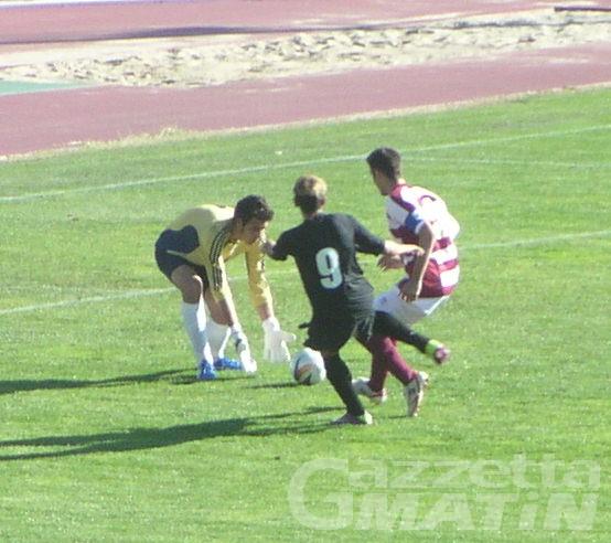 Calcio giovanile: primo acuto dello Charva Juniores