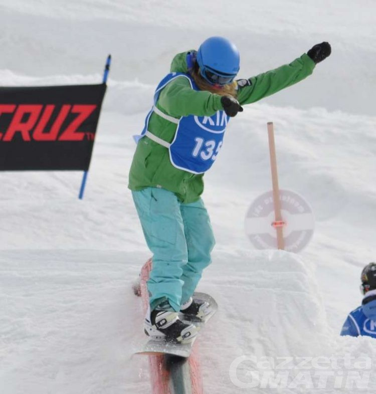 Snowboard: niente medaglie dai tricolori Allievi e Ragazzi di Sbx