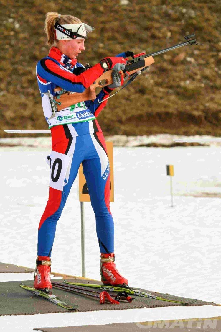 Alpen Cup Biathlon: Michela Carrara brilla in Alto Adige
