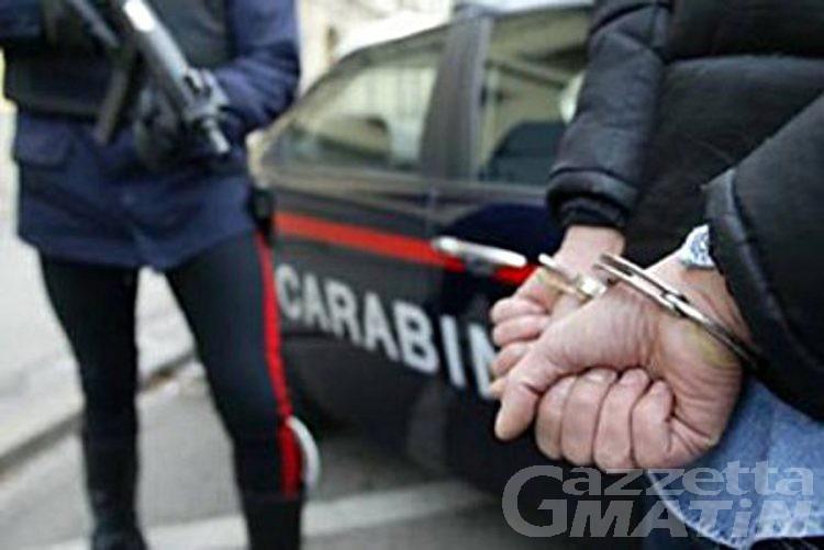 Saint-Vincent: aggrediscono il titolare di un locale, donna e uomo arrestati e condannati