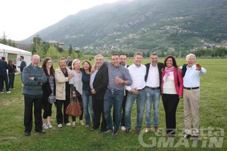 Elezioni comunali: Fulvio Centoz è il nuovo sindaco di Aosta