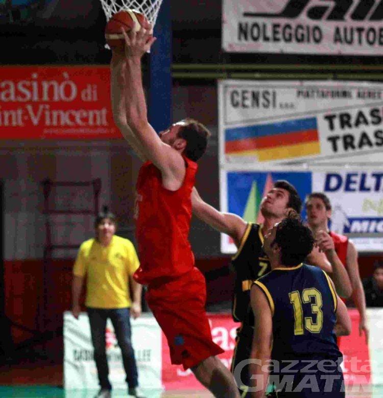 Basket: la Moretti Zero vince a casa del Monferrato