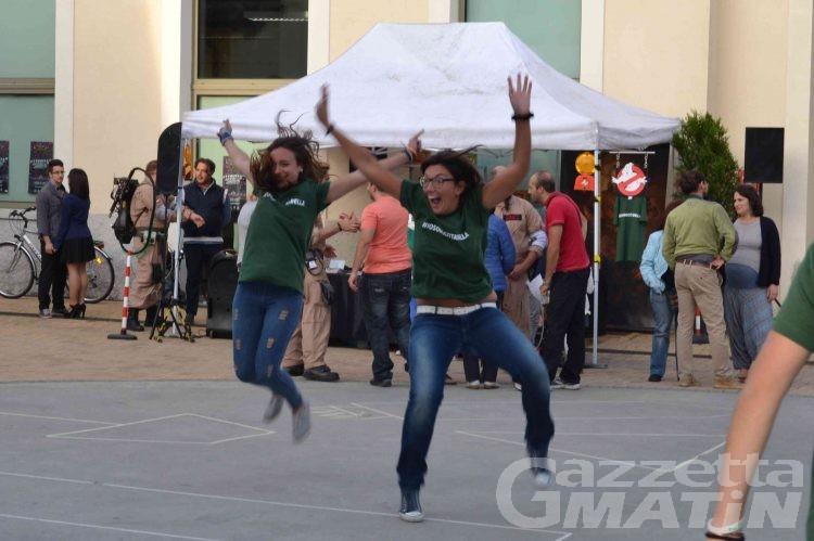 Aosta: due giorni di festa per Cittadella e Senz'auto