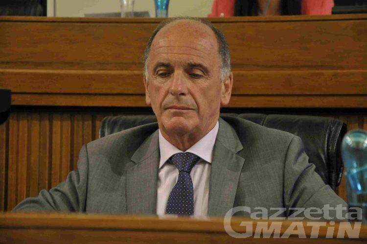 Crisi governo: Augusto Rollandin rinuncia a ogni incarico futuro all'interno del governo