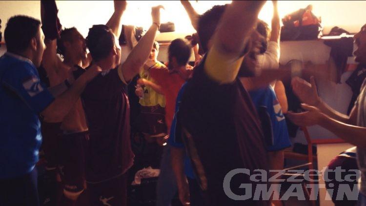 Calcio: il VdA aspetta il Giana e chiama a raccolta i tifosi