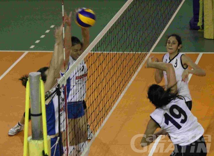 Volley: il Bruno Tex vince e convince
