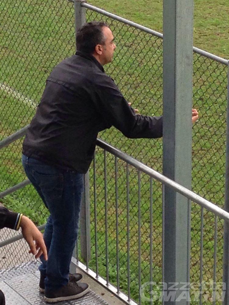 Calcio: l'Aosta Sarre si affida a Mauro Cusano, ma sonda Milani e Cammarosano