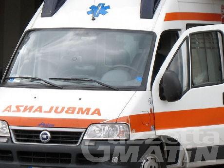 Incidente stradale, Châtillon: in rianimazione ragazza di 21 anni