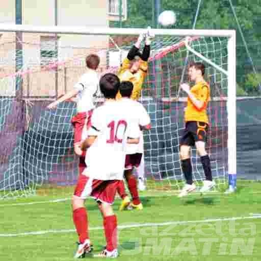 Calcio giovanile: Evançon battuto, vince l'Aygreville