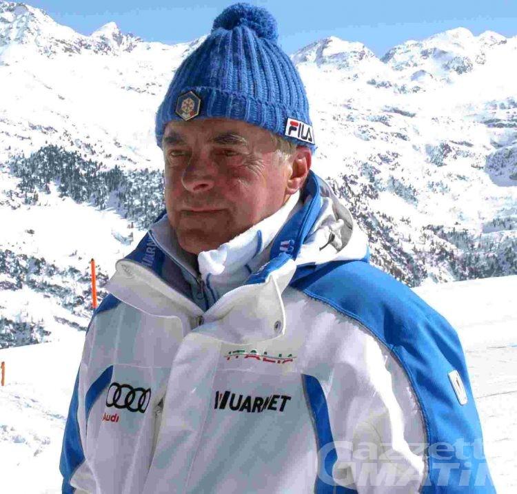 Sci alpino: niente vice presidenza Fisi per Berthod