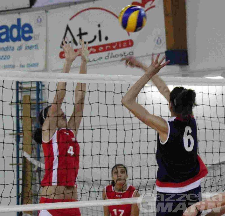 Volley: crollano Bruno Tex e Cogne Acciai Speciali
