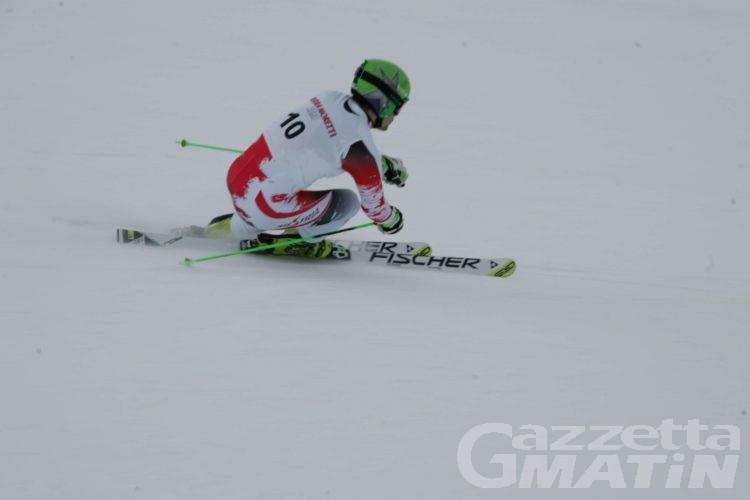 Sci alpino: l'austriaco Leitinger vince il gigante di Pila