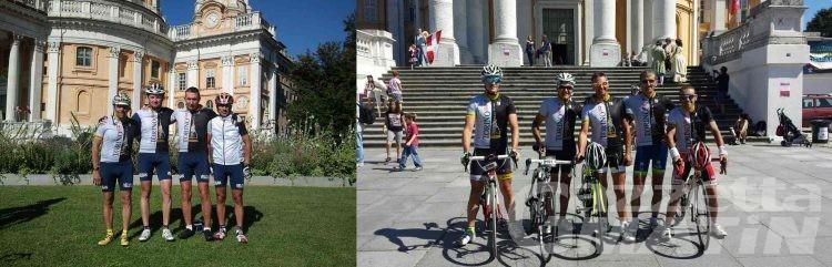 Ciclismo: trasferta torinese per gli amatori valdostani