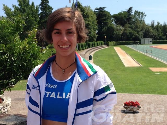 Atletica leggera: il sogno iridato di Eleonora Marchiando svanisce in batteria