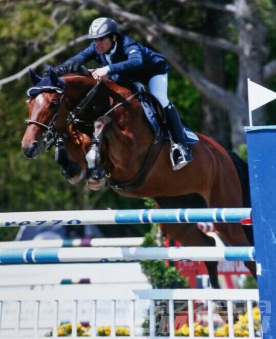 Equitazione: François Spinelli bravo a San Marino