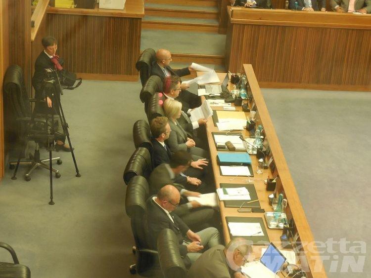 Consiglio Valle: slitta a mercoledì 18 la nomina del nuovo presidente del Consiglio