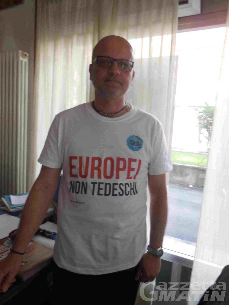 Europee: Marco Belardi, candidato Idv, teme che la Regione perda 260 milioni di fondi