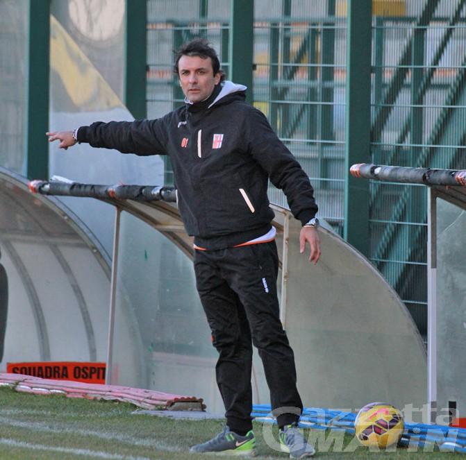 Calcio: l'Aygreville ha scelto Alberto Rizzo