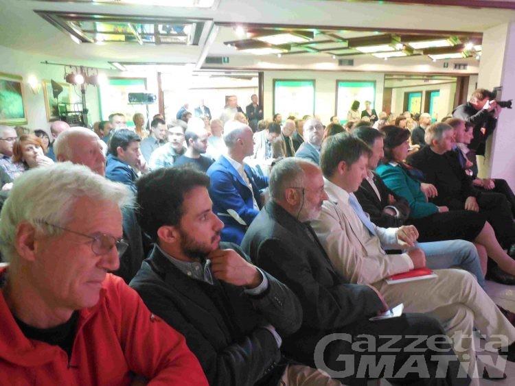 Congresso Uvp: Centoz e Floris richiamano i consiglieri regionali a 'non correre in solitaria'
