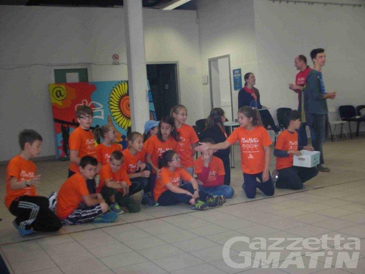 Quando il tempo diventa un gioco, alla Cittadella 120 bambini per Mini Meteo