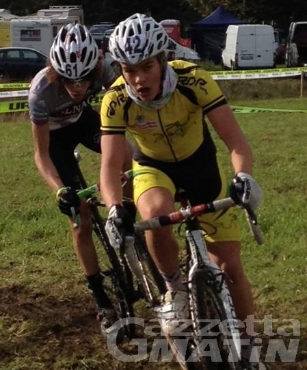 Ciclocross: doppio secondo posto per Federico Piccolo