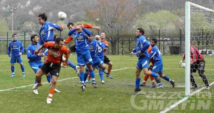 Calcio: l'Hône in semifinale di Coppa sfida il Brandizzo