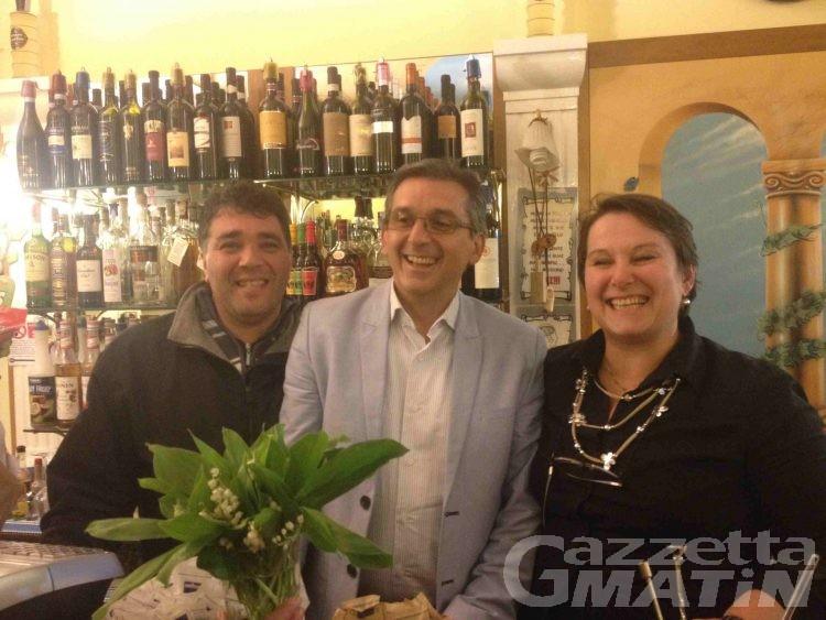 Giovanni Chiarella nuovo fiduciario Aibes Valle d'Aosta