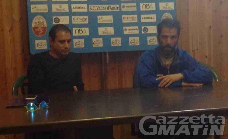 Calcio: tanti assenti nel VdA che chiuderà la stagione a Chieri