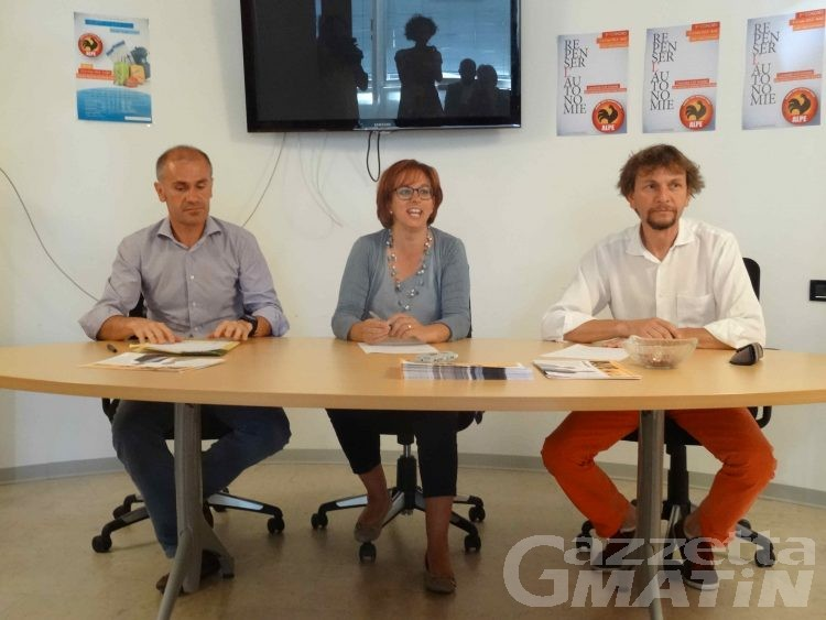 Alpe: un Congresso per dare gambe all'alternativa al potere