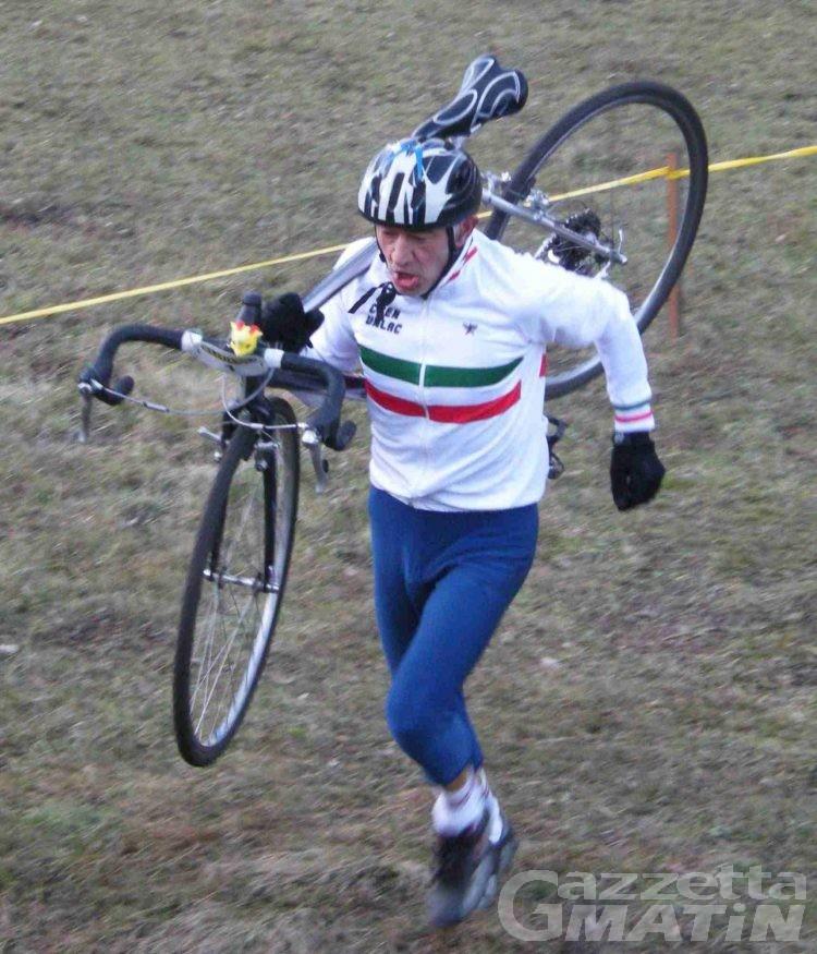 Ciclocross: Ercole Droz campione italiano Unlac