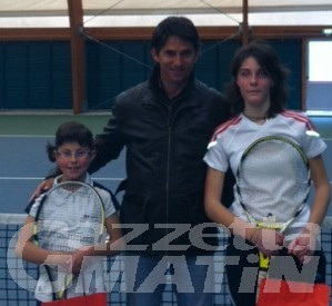 Tennis Under 16: vincono Canonico e Lucato