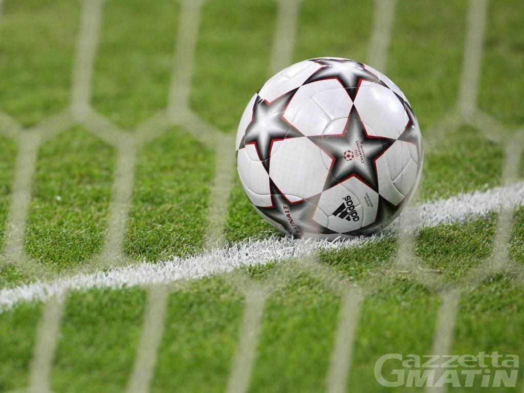 Calcio: a Issogne il 6° Trofeo Mirko Fichera