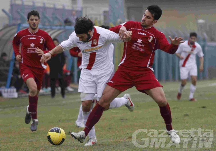 Calcio: il Rimini infilza due volte il Vallée d'Aoste