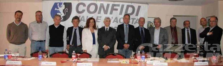 Confidi Vda: Pericle Calgaro il nuovo presidente