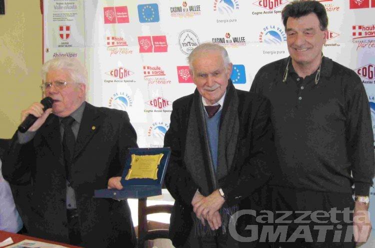 Il ciclismo valdostano in lutto per la scomparsa di Raimondo Jans