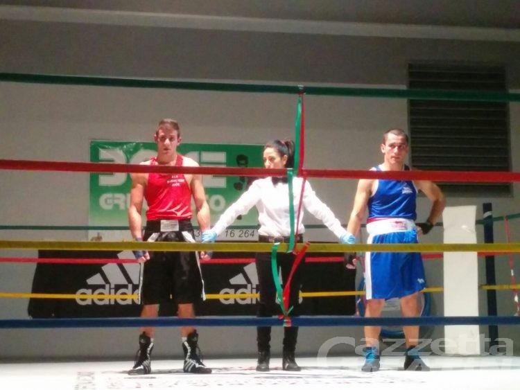 Pugilato: Roberto Elce approda in semifinale