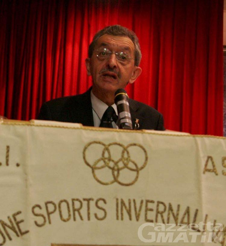 Sport invernali: Riccardo Borbey pronto per il quinto mandato al vertice dell'Asiva