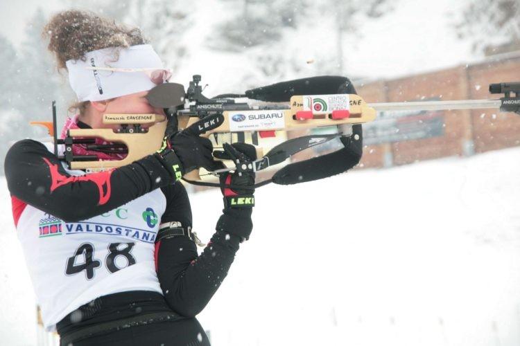 Biathlon: doppietta di Renée Glarey in Val Ridanna