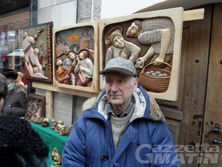 Natale, al Quirinale il presepe di Giovanni Thoux