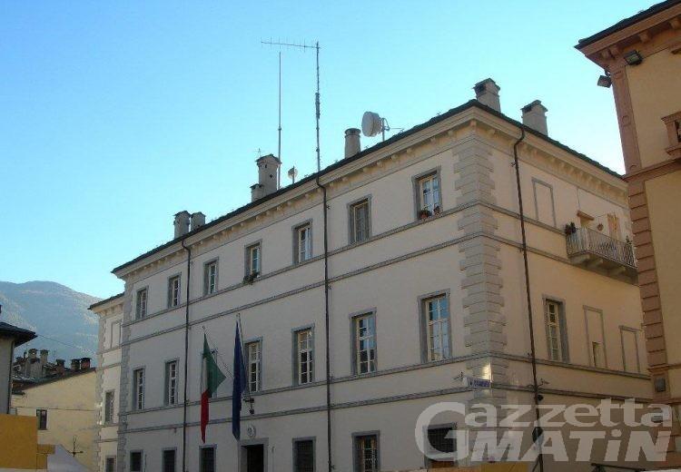Palazzo Roncas: riapertura non prima del 2020