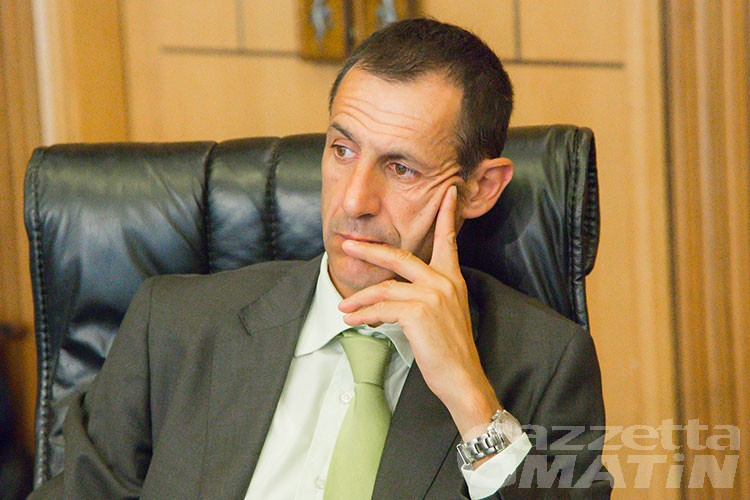 Consiglio Valle: Claudio Restano fuori da VdA Unie ma non dalla maggioranza