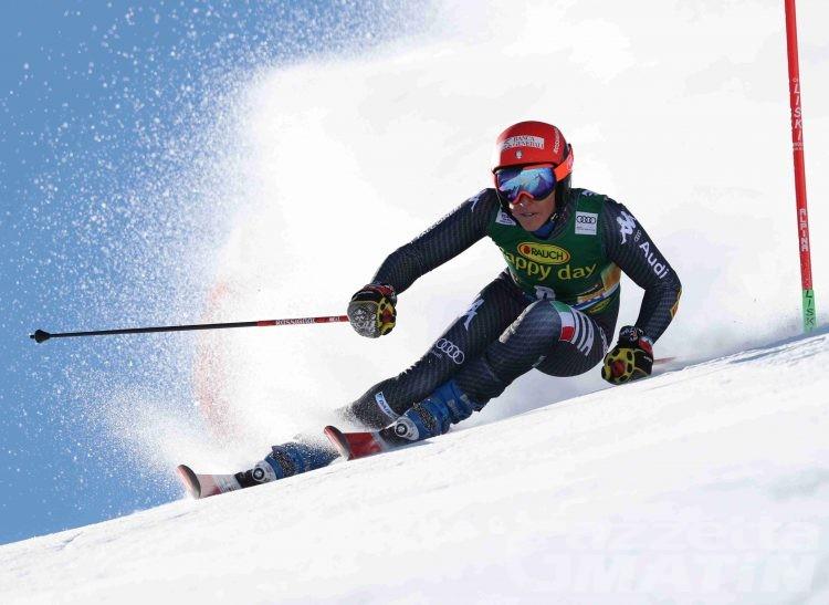 Sci alpino: buona prima manche di Brignone a Semmering